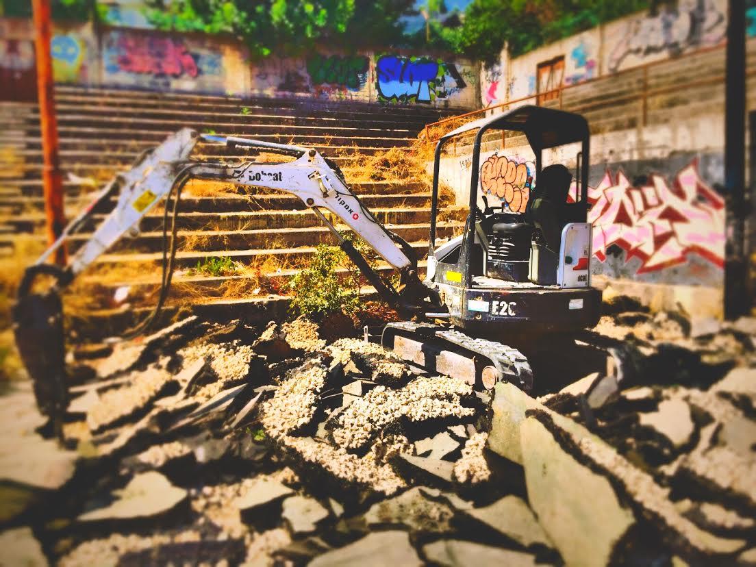 המגרש העתיק בחיפה יחזור לחיים