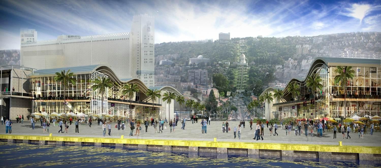 חיפה: הרכבת תרד, 7,700 דירות יוקמו