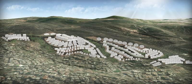 צפון: 1,600 יחידות דיור חדשות