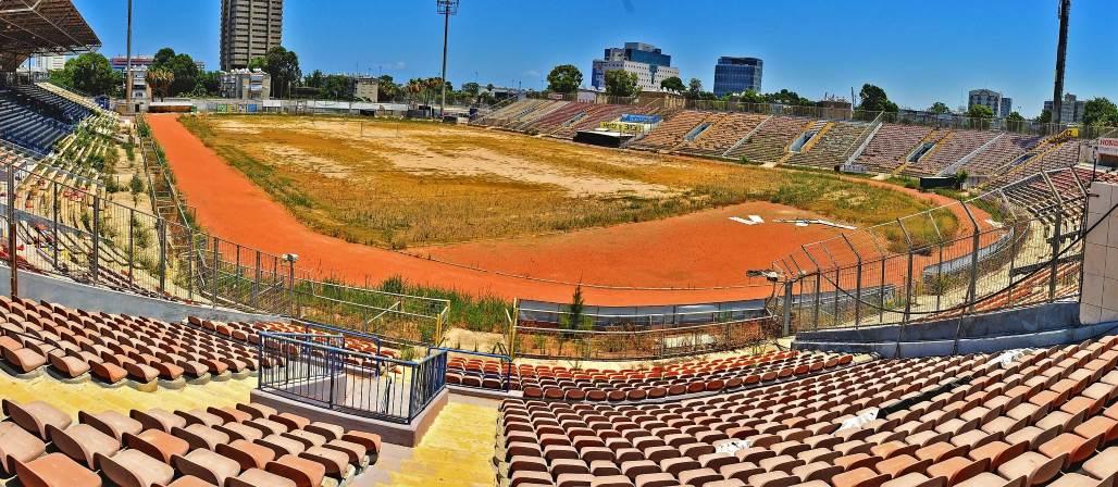 מכרז להריסת אצטדיון קריית אליעזר בחיפה