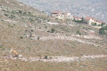 כרמיאל: החלו העבודות להקמת שכונת הר כרמי