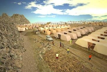 """פתרון נדל""""ני לפליטים באפריקה"""