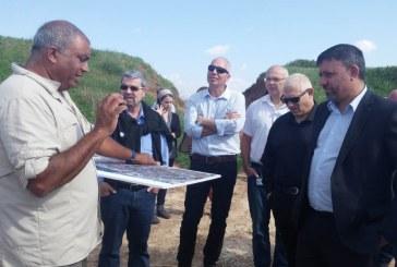הליך שיקום הקרקע באתר אפולוניה בהרצליה
