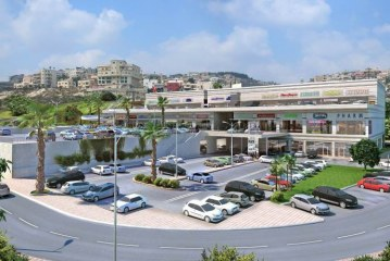 """קבוצת """"שמיר הנדסה"""" זכתה במכרז להקמת מרכז הקניות החדש """"SEVEN"""" באום אל-פאחם"""