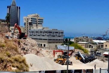 חיפה: ואדי מוזנח יהפוך לשכונת יוקרה