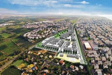 נהריה: תוכנית להקמת 1,100 דירות