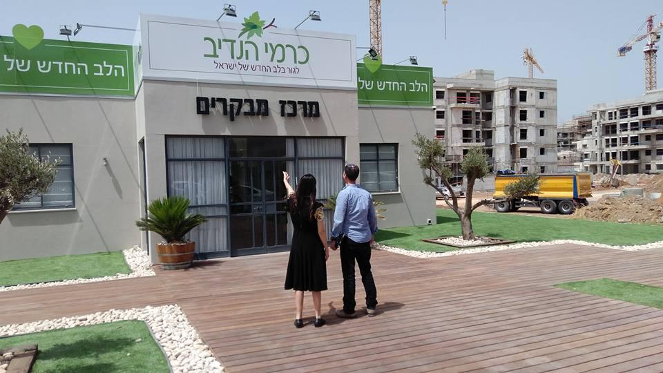 הלב החדש של ישראל