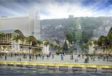 חיפה: אושרה חזית הים העירונית