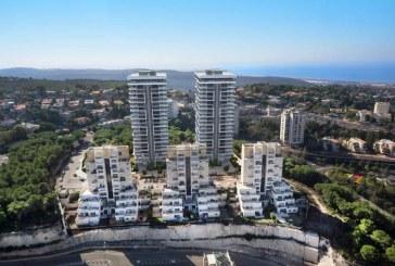 """חיפה: דירות אחרונות ב""""מנרב בשמורה"""""""