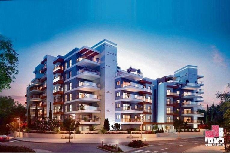 מיזם מגורים חדש בק. בביאליק